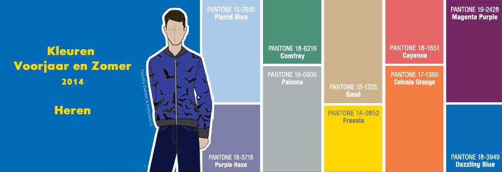 De kleuren van dit moment voor je kleding en zomerjas