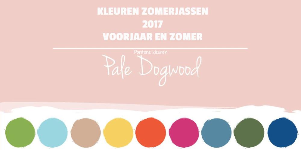 zomerjassen 2017 kleuren
