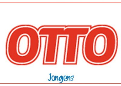 zomerjassen van Otto voor kinderen jongens
