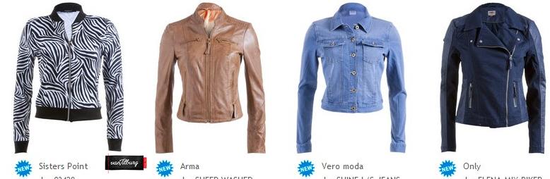 Wat gaat jou keuze zomerjas worden?